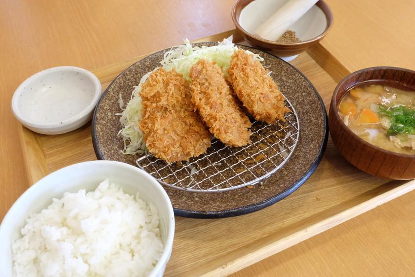 熟成ヒレカツ定食