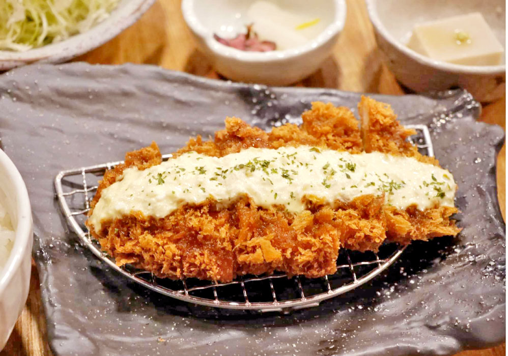 チキン南蛮定食 780円